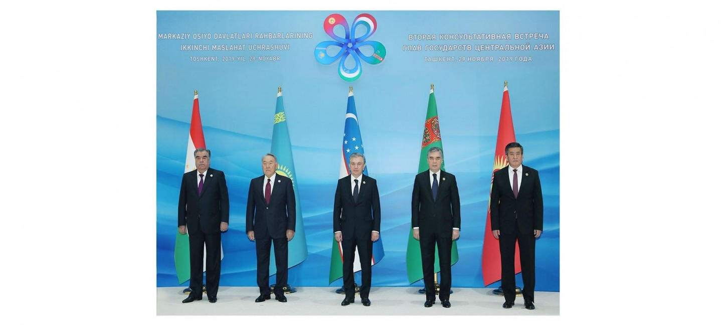 AT THE CONSULTATIVE MEETING IN TASHKENT VECTORS OF CENTRAL ASIAN INTEGRATION ARE BEING SPECIFIED