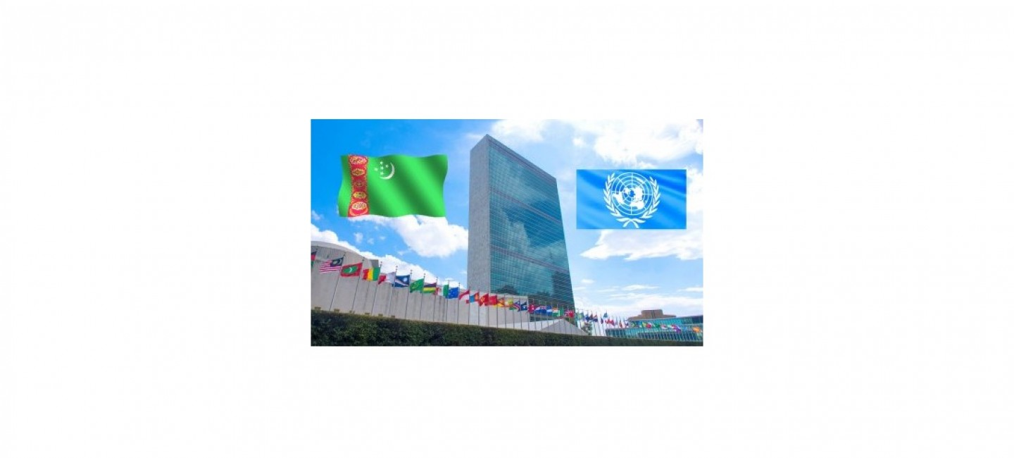 TURKMENISTAN IS ELECTED TO THE VICE-CHAIRMANSHIP OF THE 75TH SESSION OF THE UN GENERAL ASSEMBLY