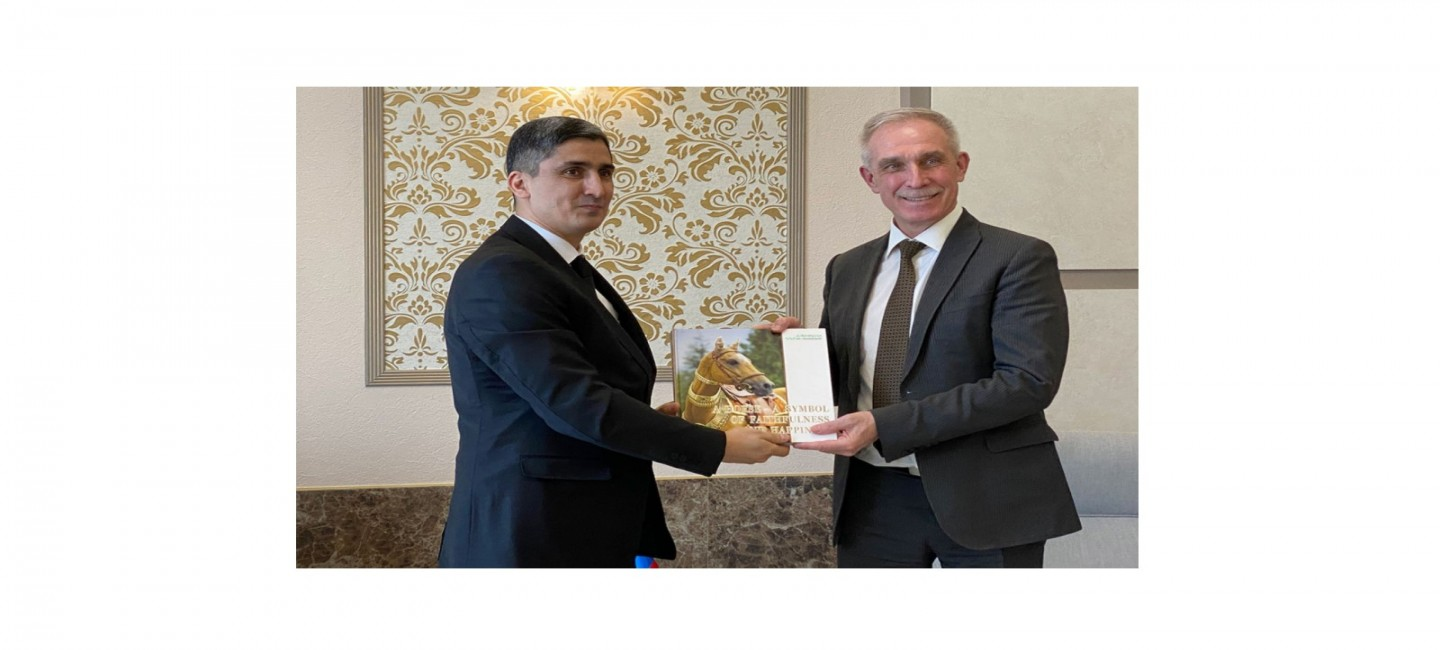 TURKMENISTAN EXPANDS PARTNERSHIP WITH THE ULYANOVSK REGION OF RUSSIA