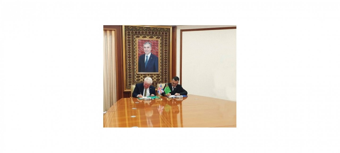 STRENGTHENING OF TRADE AND ECONOMIC RELATIONS BETWEEN TURKMENISTAN AND THE GREAT BRITAIN