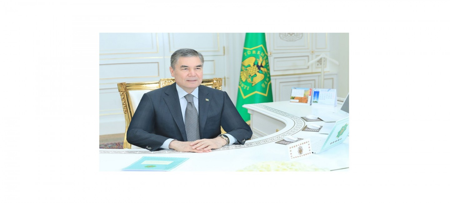 A TELEPHONE CONVERSATION TOOK PLACE BETWEEN THE PRESIDENT OF TURKMENISTAN AND THE PRESIDENT OF THE REPUBLIC OF TATARSTAN OF THE RUSSIAN FEDERATION