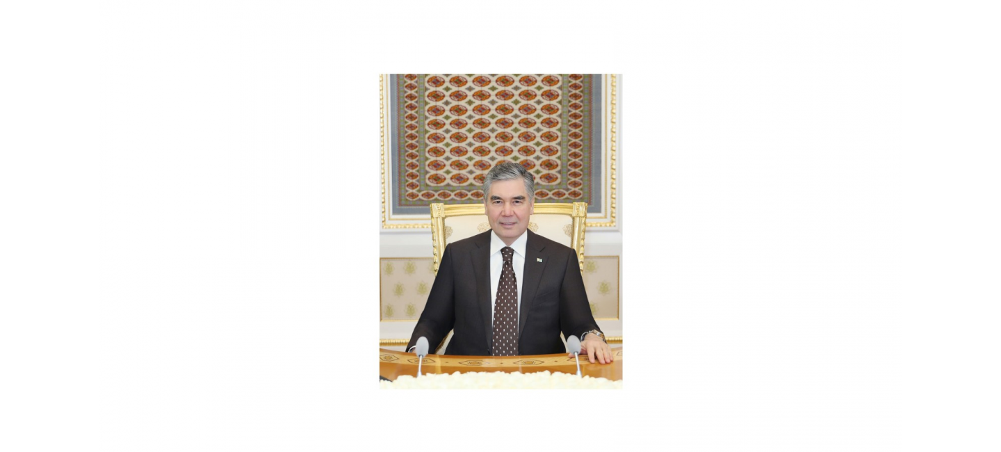 PRESIDENT OF TURKMENISTAN CONGRATULATES COMPATRIOTS ON EID AL-ADHA