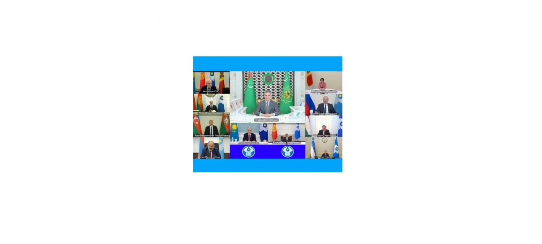 TÜRKMENISTANYŇ PREZIDENTI: «DÜNÝÄ SYÝASATYNA HUKUGA BOLAN HORMATYŇ, GEPLEŞIKLER MEDENIÝETINIŇ, YNANYŞMAGYŇ HEM-DE DÖWLETLERIŇ ARASYNDAKY GATNAŞYKLARYŇ KESGITLILIGINIŇ GAÝTARYP GETIRILMEGI DERWAÝYSDYR»